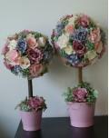 Copacei cu flori